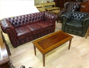 3 Seater Winsor Chesterfield
